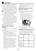 Bedienungsanleitung - Blomberg - Page 6