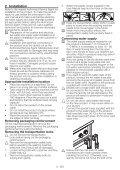Washing Machine Lavatrice - Blomberg - Page 3