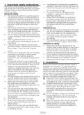 Washing Machine Lave-linge Vaskemaskine Perilica rublja - Blomberg - Page 2