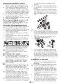 Washing Machine Lave-linge Vaskemaskine Perilica rublja - Blomberg - Page 3
