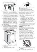 Washing Machine Waschmaschine Lavatrice Máquina ... - Blomberg - Page 4