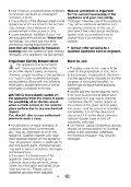 Gebrauchsanleitung - Blomberg - Seite 6