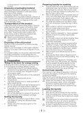 Washing Machine Lave-linge Perilica rublja Перална ... - Blomberg - Page 5