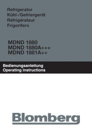MDND 1880 MDND 1880A+++ MDND 1881A++ - Blomberg