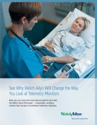Micropaq Product Brochure Telemetry - Medical Equipment Pros