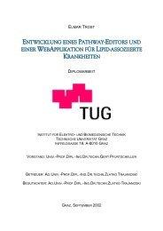 3.1 Pathway-Editor - Institute for Genomics and Bioinformatics at Graz