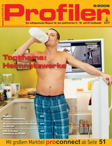 Topthema: Heimnetzwerke - Profiler24