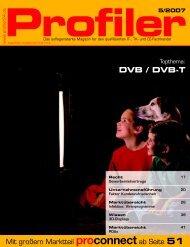 DVB / DVB-T - Profiler24