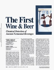 The First Wine and Beer - University of Pennsylvania Museum of ...