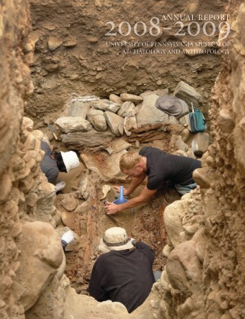 annual report - University of Pennsylvania Museum of Archaeology ...