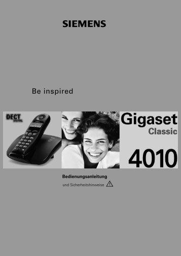 Gigaset 4010 Classic