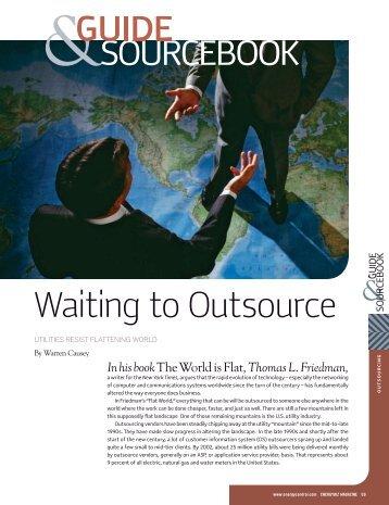 Waiting to Outsource - Description