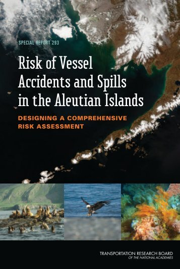 Risk of Vessel Accidents and Spills in the Aleutian Islands