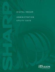 DIGITAL IMAGER ADMINISTRATION UTILITY SUITE