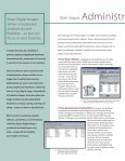 DIGITAL IMAGER ADMINISTRATION UTILITY SUITE - Page 2