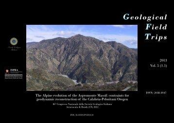 Geological Field Trips - Ispra