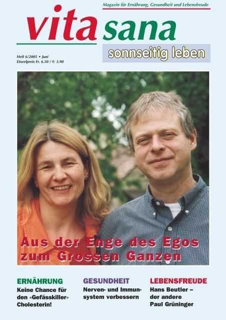 Ausgabe 2005.06 als Acrobat PDF - vita sana Gmbh