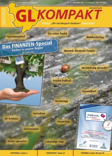 Das FINANZEN-Special