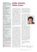 Wandern – der Gesundheits- tipp par excellence! Wandern – der ... - Page 3