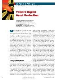 Toward Digital Asset Protection - Irdeto
