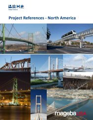 Project References - North America