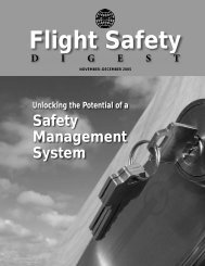 Unlocking the Potential of a Safety Management System