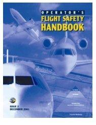 Operator's Flight Safety Handbook, Issue 2 - Flight Safety Foundation