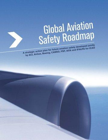Global Aviation Safety Roadmap - Flight Safety Foundation