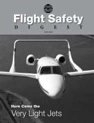 Here Come the Very Light Jets - Flight Safety Foundation