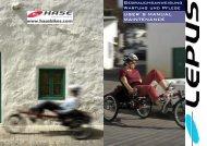 Gebrauchsanweisung Wartung und Pflege USER`S ... - Hase Bikes