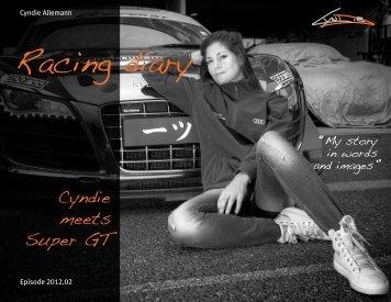 Racing diary - Hitotsuyama Racing