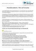 Produktionsleiter/in - Film und Fernsehen - UKF.tv - Seite 2