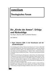 """Sobrino (2013): Die """"Kirche der Armen"""". Erfolge und Rückschläge"""