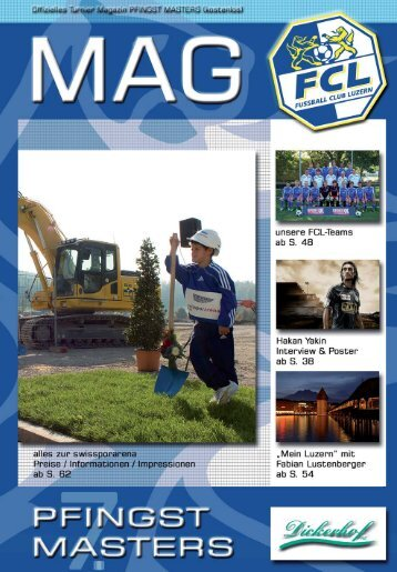 MAG 2011 - FC Luzern