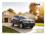 2013 RAV4 e-brochure