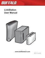 LinkStation User Manual ver.04