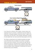 Payload and Towing Utility Guide - Page 6