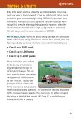 Payload and Towing Utility Guide - Page 7