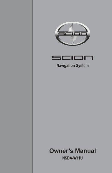 Download SNS 200 Manual (NSDA-W11U)