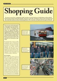 Shopping Guide - Angelzentrale Herrieden
