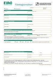 Familjeföretagens Pensionsstiftelse plansjuk ... - Carnegie