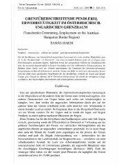 ungarischen grenzraum - EPA