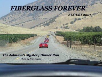 fiberglass forever