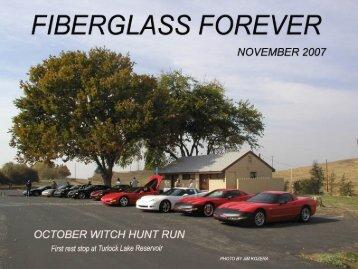 CoF Newsletter Nov 2007