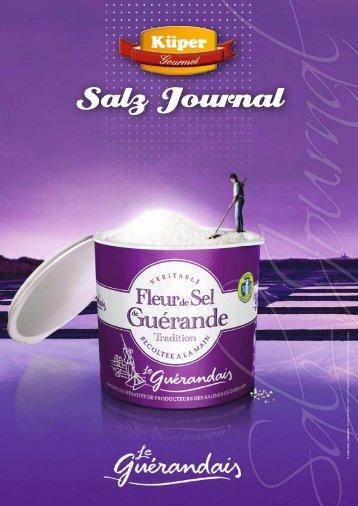 Salz Journal - Küper Import • Horst Küper GmbH