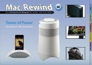 Mac Rewind - Issue 44/2009 (195) - MacTechNews.de - Mac Rewind