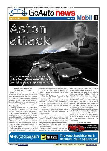 Aston attack