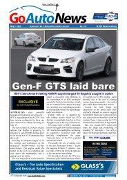 Gen-F GTS laid bare