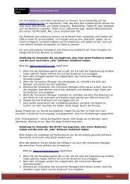 Anleitung Ecosmart Live - EcoTech Marine