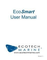 User Manual - EcoTech Marine
